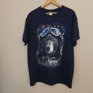 Montana Search & Rescue Short Sleeve T-shirt